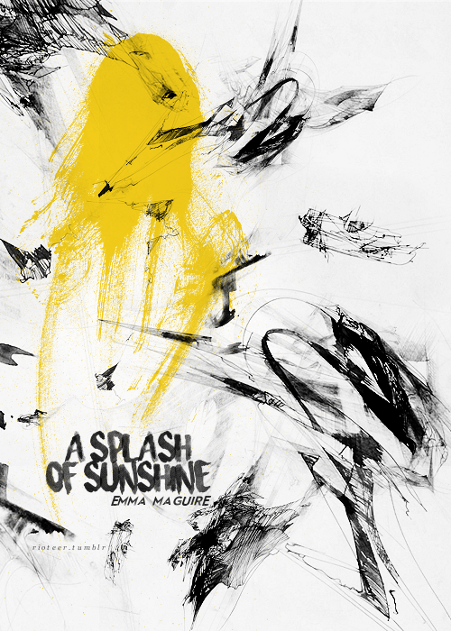 Splash of Sunshine / fauxRIOT